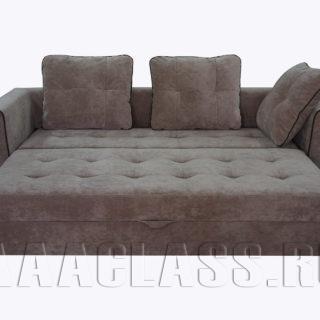Красивый раскладной диван РИО по индивидуальным размерам на заказ