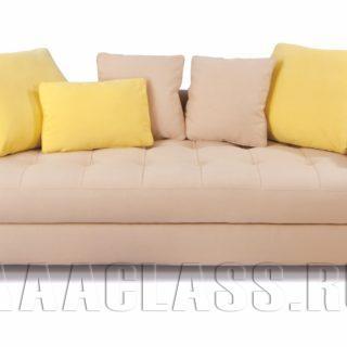 трехместный раскладной диван на заказ по индивидуальным размерам