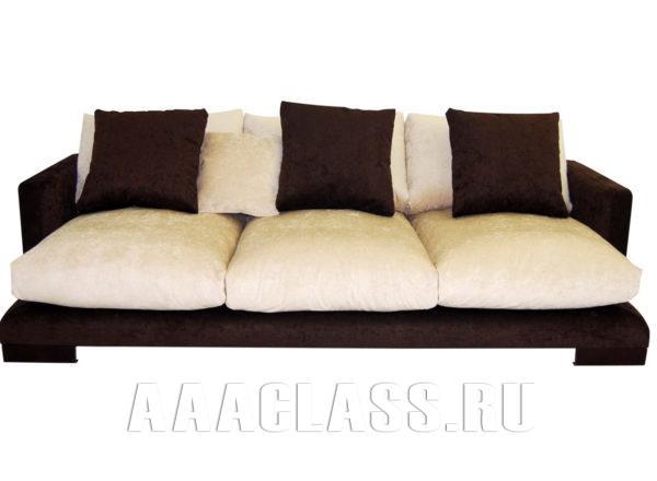 Классический диван Риальто по индивидуальным размерам на заказ