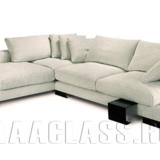 Угловой диван Риальто по индивидуальным размерам на заказ