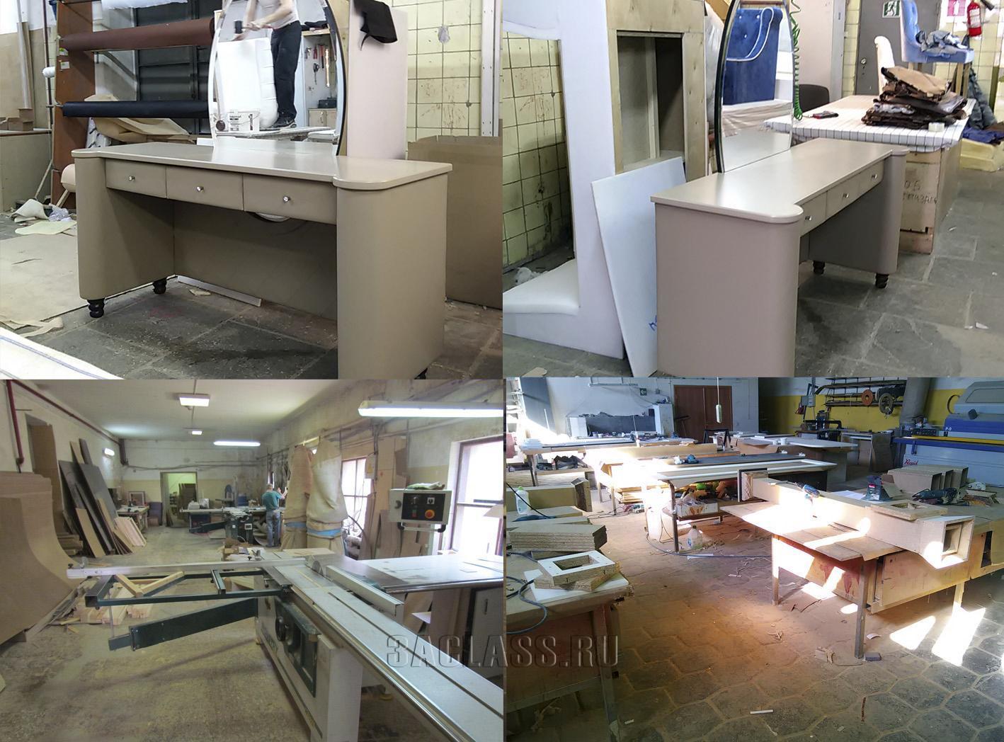 мебельное производство в москве