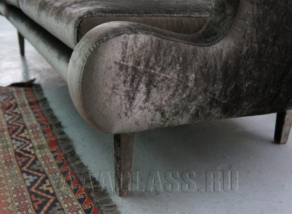 необычный диван на заказ по индивидуальному размеру в Москве
