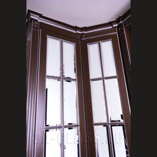 Оригинальные двери с фрезеровкой