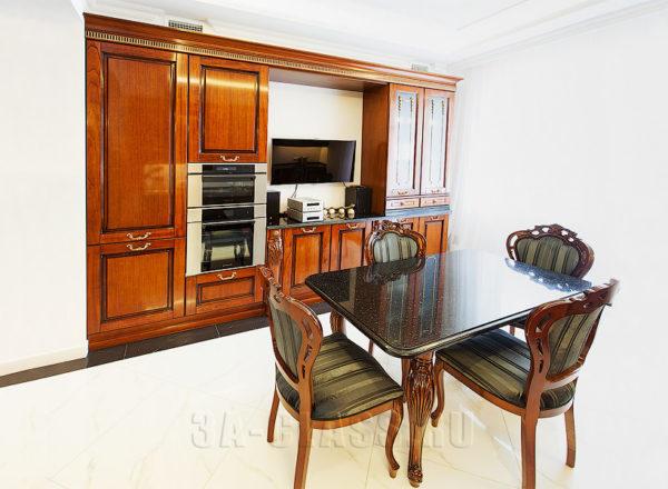 кухня от мебельного ателье
