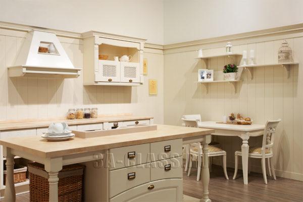 деревянная кухня на заказ