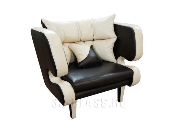 Кресло Конго на заказ по индивидуальному проекту от мебельного ателье ААА-Классика в Москве