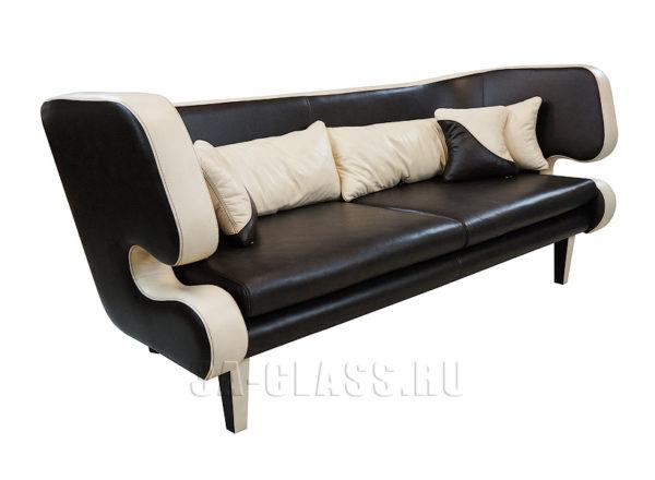 купить необычный диван на заказ по индивидуальным параметрам в Москве от мебельного ателье ААА-Классика в Москве