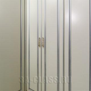 Шкаф в прихожую из МДФ на заказ по индивидуальным размерам от мебельного ателье ААА-Классика
