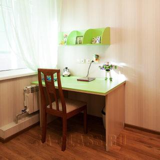 Стол и стул в детскую из мдф на заказ в Москве