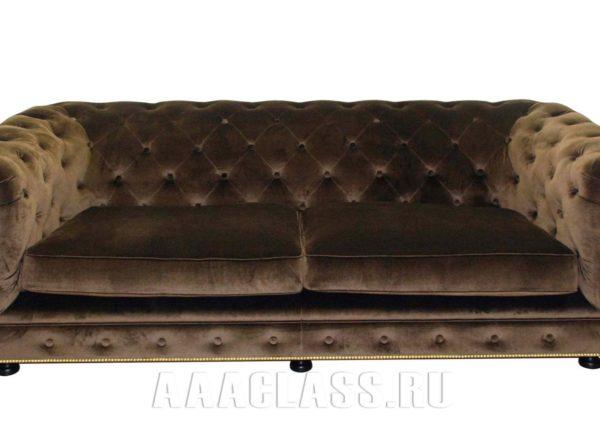 диван манчестер из ткани на заказ по индивидуальным размерам в Москве