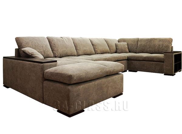 Базовая комплектация дивана Амстердамна заказ по индивидуальным проектам
