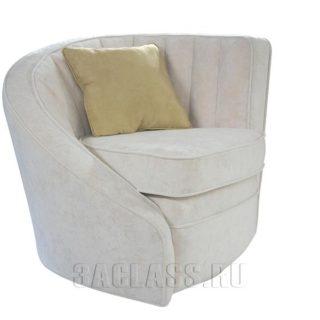 белое кресло Альварос