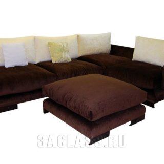 диван Риальто по индивидуальным размерам на заказ в Москве