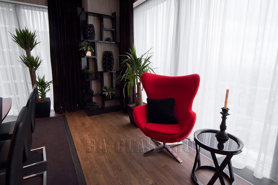 купить стильное кресло на заказ по индивидуальным размерам в Москве