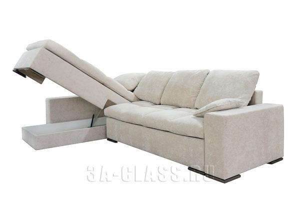 Эргономичный диван на заказ по индивидуальным проектам в Москве от мебельного ателье ААА-Классика