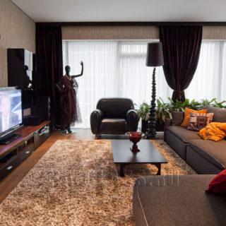 Гостиная с полным комплектом мягкой мебели на заказ по индивидуальным размерам в Москве