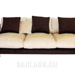 Классический диван Риальто по индивидуальным размерам на заказ в Москве