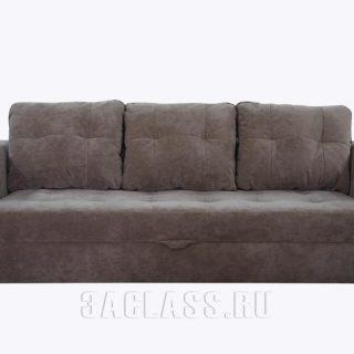 Красивый раскладной диван РИО по индивидуальным размерам на заказ в Москве от мебельного ателье ААА-Классика