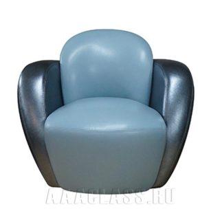 Необычное кресло Смарт на заказ по индивидуальным размерам от мебельного ателье ААА-Классика