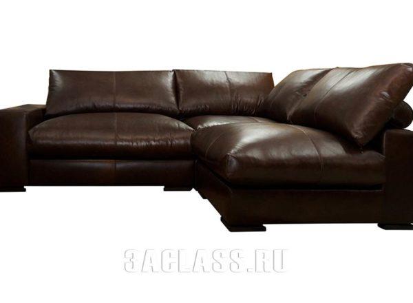 модульный диван «Лас-Вегас» на заказ по индивидуальным размерам: вид сбоку