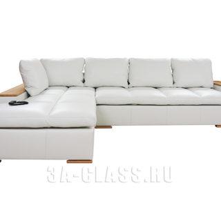 Угловой диван Амстердам на заказ по индивидуальным размерам в Москве от мебельного ателье ААА-Классика