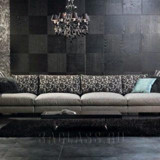 модульный диван Ника на заказ по индивидуальным размерам в Москве от мебельного ателье ААА-Классика