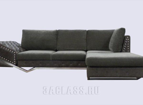 Модульный диван Позитано на заказ по индивидуальным проектам в Москве