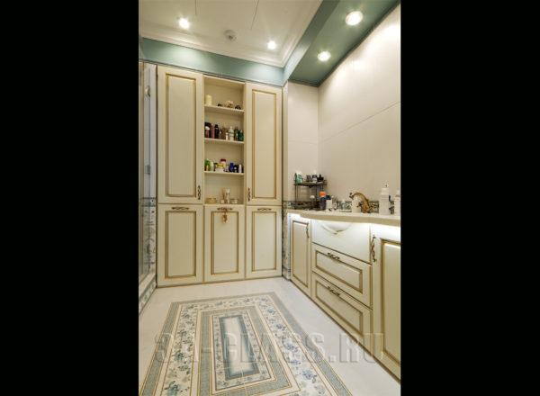 Общий вид элитной ванной комнаты