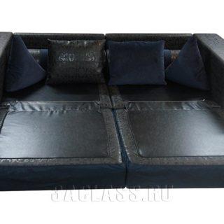 Маленький раскладной диван Лагуна