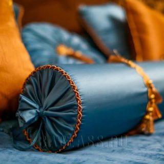 Элитный текстиль, подушка под голову
