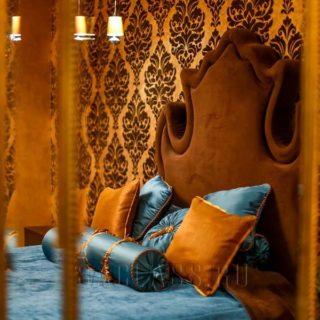 Элитная кровать по индивидуальным размерам