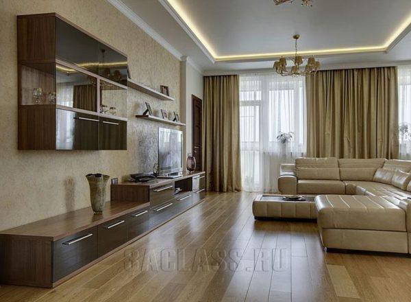 мебель из шпона для гостиной