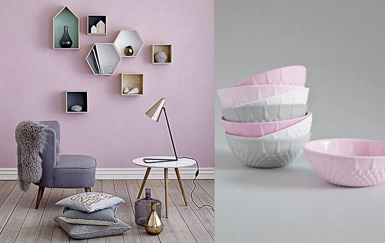пастельная мебель