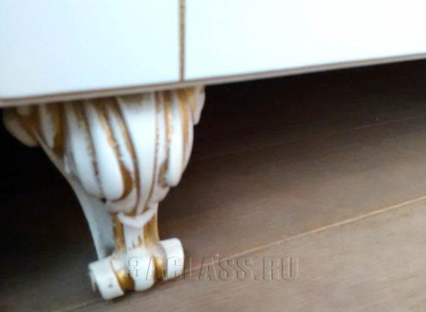 Классическая стенка в гостиную