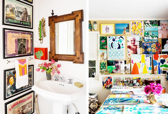 дом дизайнера по текстилю