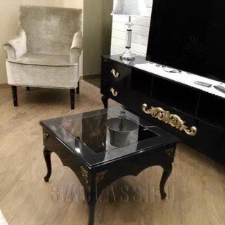 Кофейный столик из МДФ
