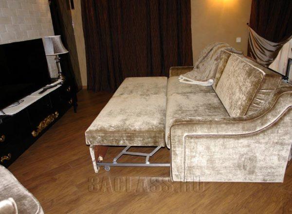Разложенный диван Селтик. Дельфин на заказ по индивидуальным проектам в Москве