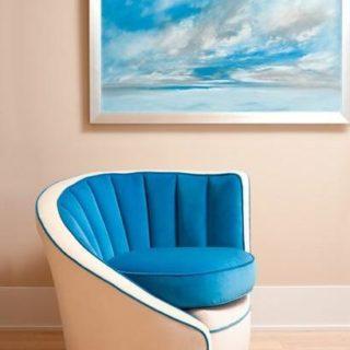 необычное кресло
