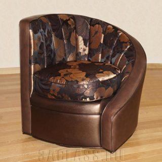 Дизайнерское кресло на заказ по индивидуальным проектам в Москве от мебельного ателье ААА-Классика