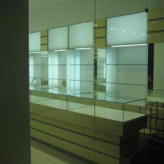 Интерьер магазина ювелирных изделий