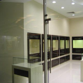 Интерьер ювелирных салонов
