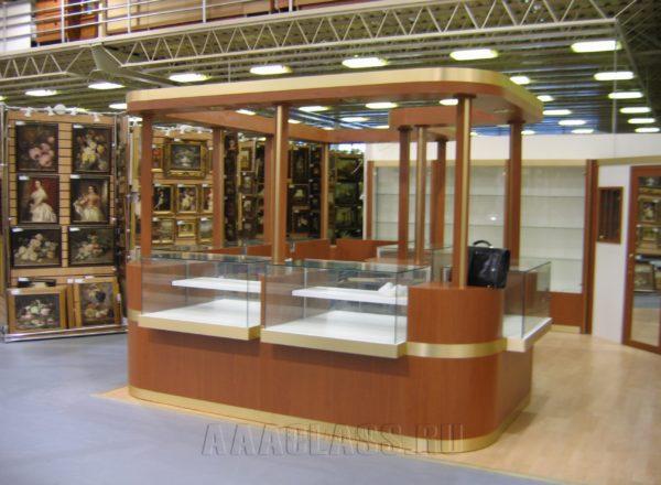 оригинальная торговая мебель на заказ