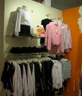 Полки для товаров в магазин