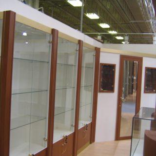 Торговые витрины в магазин