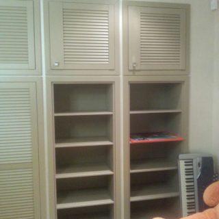 шкаф жалюзи