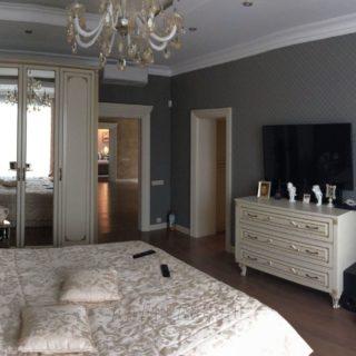 комплект мебели в спальню на заказ по индивидуальному проекту