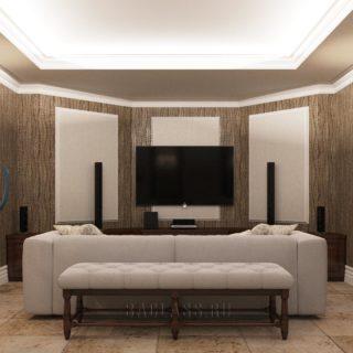 Дизайн комнаты для отдыха