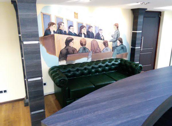 Дизайн офиса премиум-класса