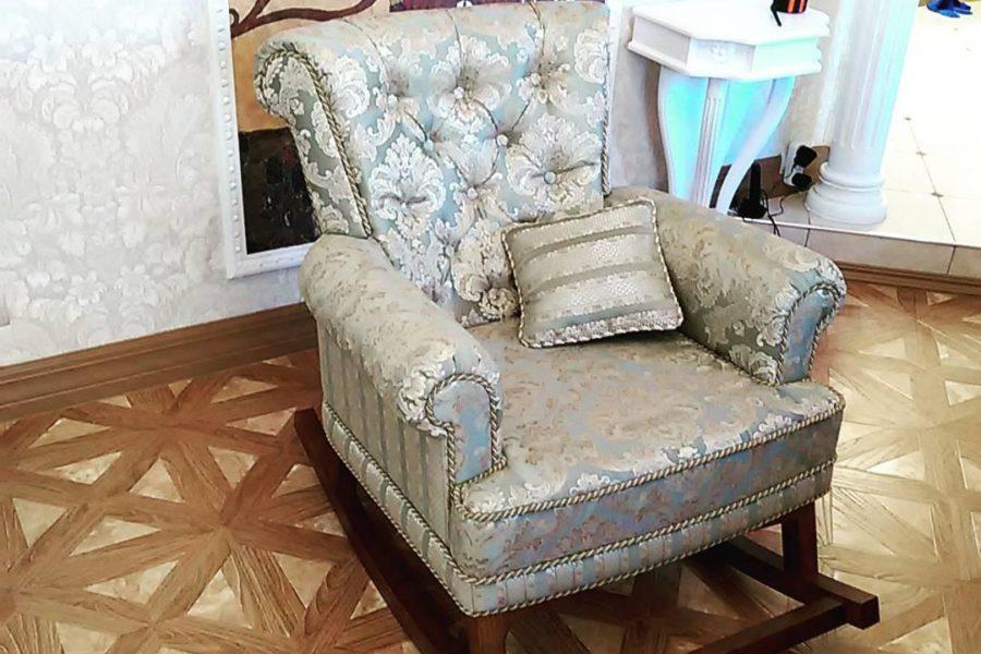 Кресло-качалка на заказ