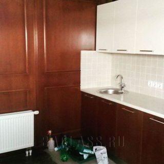 Мебель в небольшую кухню